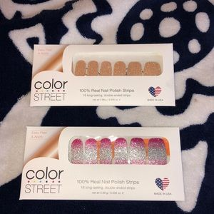 Color Street set of two packs